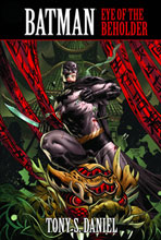 Image: Batman: Eye of the Beholder SC  - DC Comics