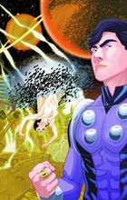 Image: Legion: Secret Origin SC