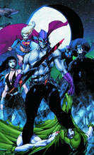 Image: Justice League of America: Rise of Eclipso SC  - DC Comics