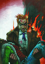 Image: John Constantine, Hellblazer: The Devil's Trench Coat SC