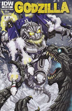 Image: Godzilla #5 (10-copy incentive cover) (v10)