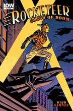 Image: Rocketeer: Cargo of Doom #2 - IDW Publishing