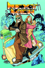 Image: John Byrne's Next Men Vol. 03: Aftermath HC  - IDW Publishing