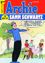 Image: Archie: Best of Samm Schwartz Vol. 02 HC  - IDW Publishing
