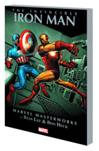 Image: Marvel Masterworks: Invincible Iron Man Vol. 02 SC  - Marvel Comics