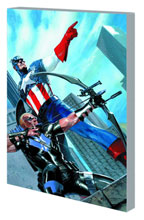 Image: Captain America and Hawkeye SC  - Marvel Comics