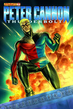 Image: Peter Cannon: Thunderbolt #1 (Cassaday 100-copy virgin cover - 00151) (v100) - D. E./Dynamite Entertainment