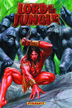 Image: Lord of the Jungle Vol. 01 SC  - D. E./Dynamite Entertainment