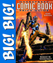 Image: Big Big Overstreet Comic Book Price Guide 42nd Edition  - Gemstone Publishing