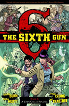 Image: Sixth Gun Vol. 04 SC  - Oni Press Inc.