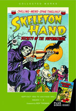 Image: ACG Collected Works: Skeleton Hand  (Issues 1-6) HC - PS Artbooks
