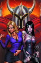 Image: Grimm Fairy Tales Presents Call of Wonderland SC  - Zenescope Entertainment Inc