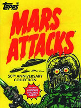Image: Mars Attacks! HC  - Abrams Comicarts