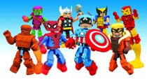 Image: Marvel Minimates: Best of Assortment  -