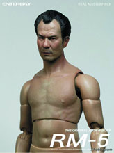Image: Original Action Body RM5.01 Oriental Master Action Figure  - Enterbay