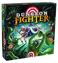 Image: Dungeon Fighter Board Game  - Fantasy Flight Publishing Inc