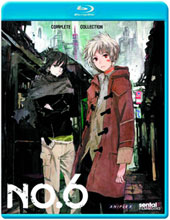 Image: No. 6 Complete Collection Blu-Ray Disc  - Anime Dvds & Digital Media