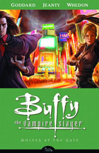 Image: Buffy the Vampire Slayer Vol. 03: Wolves at the Gate SC  - Dark Horse Comics