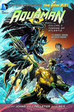 Image: Aquaman Vol. 03: Throne of Atlantis HC  (N52) - DC Comics