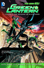 Image: Green Lantern Vol. 02: Revenge of Black Hand SC  (N52) - DC Comics
