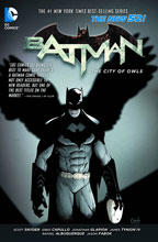 Image: Batman Vol. 02: The City of Owls SC  (N52) - DC Comics