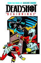 Image: Deadshot: Beginnings SC  - DC Comics