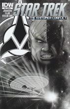 Image: Star Trek #25 (10-copy incentive cover) - IDW Publishing