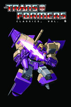 Image: Transformers Classics Vol. 06 SC  - IDW Publishing