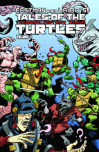 Image: Tales of the Teenage Mutant Ninja Turtles Vol. 03 SC  - IDW Publishing