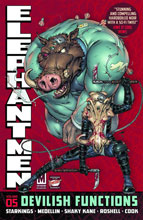 Image: Elephantmen Vol. 05: Devilish Functions SC  - Image Comics