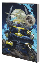 Image: Thanos Rising SC  - Marvel Comics