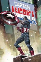 Image: Captain America by Pacheco Poster  - Marvel Comics