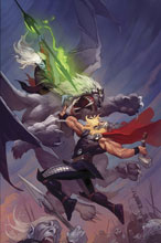 Image: Thor by Garney Poster  - Marvel Comics
