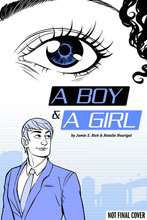 Image: Boy and a Girl SC  - Oni Press Inc.