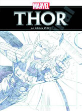 Image: Thor: An Origin Story Young Readers HC  (new edition) - Marvel Press