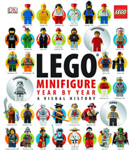 Image: Lego Minifigure Year by Year: A Visual History HC  - DK Publishing Co