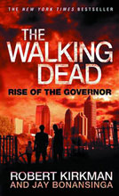 Image: Walking Dead: Rise of the Governor PB  - St. Martins Press