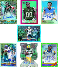 Image: Topps 2013 Chrome Football Card Box  -