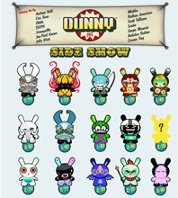 Image: Dunny Series 2013 20-Piece Blind Mystery Box Display  -