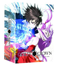 Image: Guilty Crown Complete Series Part 01 BluRay+DVD  -