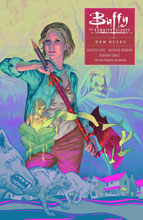Image: Buffy the Vampire Slayer Season 10 Vol. 01: New Rules SC  - Dark Horse Comics