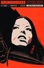 Image: Grindhouse: Doors Open at Midnight Double-Feature Vol. 02: Bride of Blood and Flesh Feast of the Dev  - Dark Horse Comics