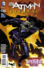 Image: Batman Eternal #24 - DC Comics