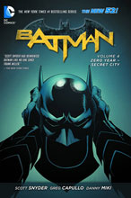 Image: Batman Vol. 04: Zero Year - Secret City SC  (N52) - DC Comics