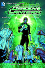 Image: Green Lantern Vol. 04: Dark Days SC  (N52) - DC Comics