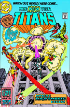 Image: Teen Titans: A Celebration of 50 Years HC  - DC Comics