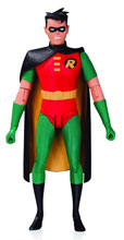 Image: Batman: The Animated Series Action Figure 06: Robin  - DC Comics