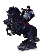 Image: Dark Knight Returns: A Call to Arms Statue  (Year of the Horse edition) - DC Comics
