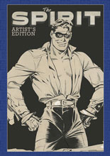 Image: Will Eisner's Spirit Artist Edition Vol. 02 HC  - IDW Publishing