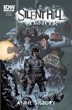 Image: Silent Hill Downpour:  Anne's Story #2 - IDW Publishing
